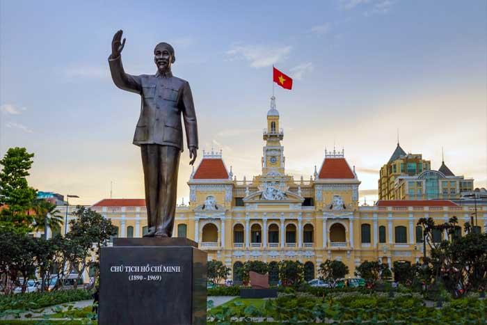 Pengalaman diHo Chi Minh City Vietnam