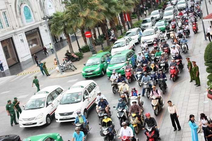 Taxi Ho Chi Minh City