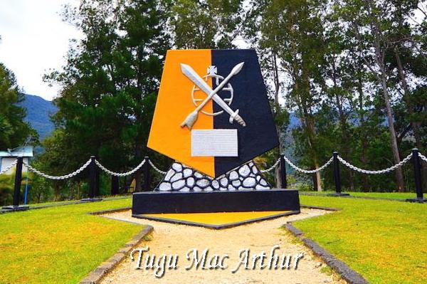 Tugu Mac Arthur