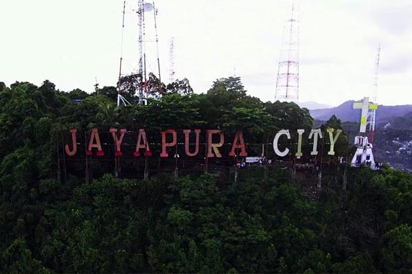 puncak Polimak Jayapura