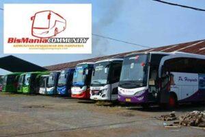 Bismania Komunitas Penggemar Bus