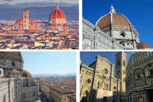 Arsitektur Bangunan Tua di Florence