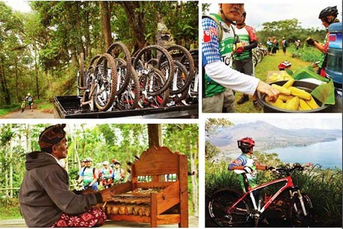 Pesona Gunung dan Danau Batur Bali