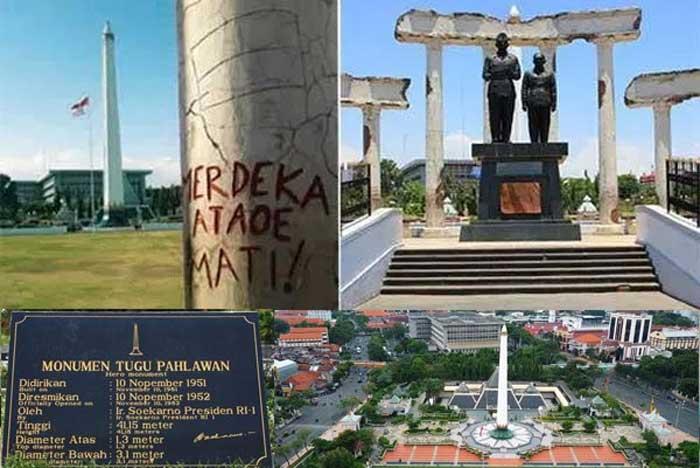 Tugu Pahlawan Surabaya