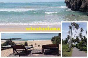 Alam Pantai Lampuuk Aceh