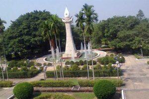 War MemorialPark Saigon Vietnam