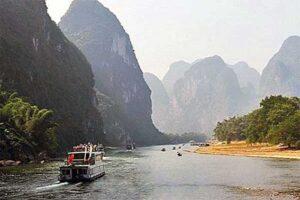 Desa Kecil Yangshuo Di Guangxi