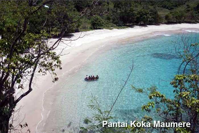 Pantai Koka Maumere