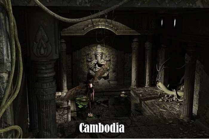Backpacker ke Kamboja