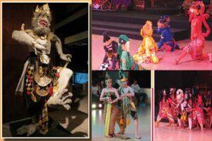 Pementasan Sendratari Ramayana