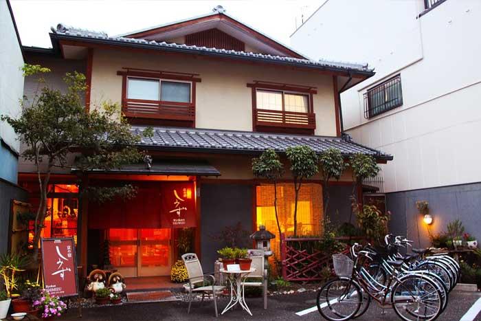 Ryokan Penginapan Tradisional Jepang