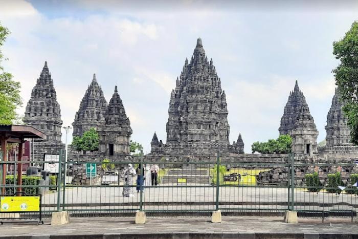 Candi Prambanan Pentas Abadi Ramayana
