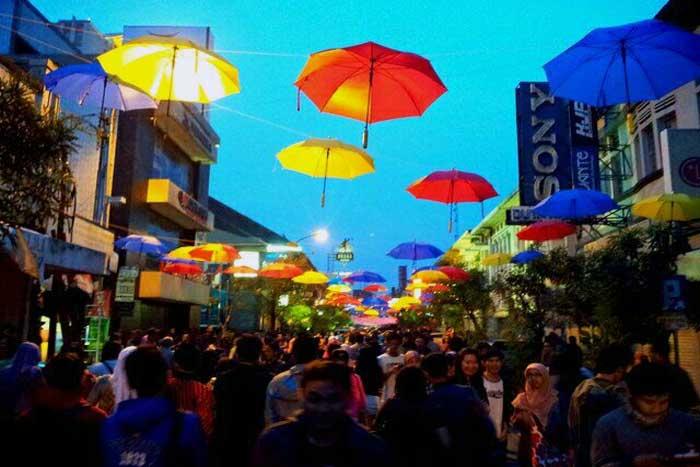 Jalan Braga, Ikon Kota Bandung