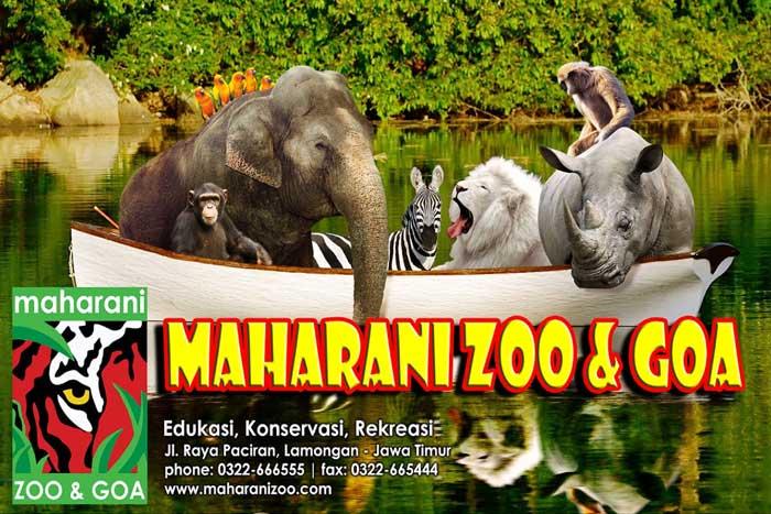 Maharani Zoo dan Goa