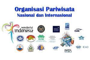 Organisasi Pariwisata Nasional dan Internasional