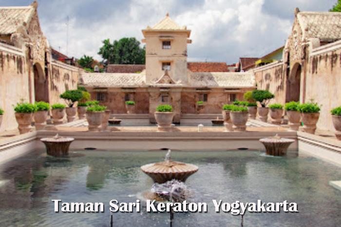 Taman Sari Keraton Yogyakarta