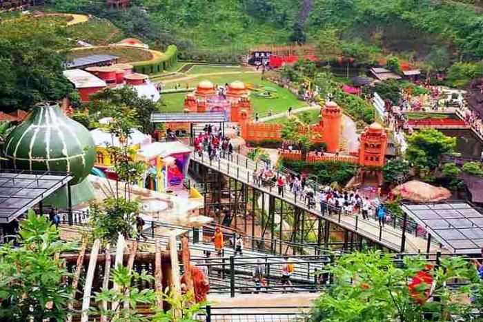Wisata Spektakuler di Lembang